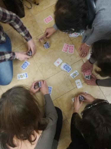 Attività di team building
